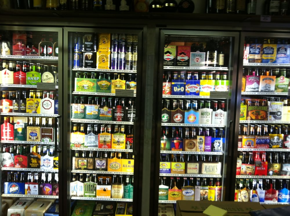 A Fine Selection Of Beers Imported And Domestic Yelp