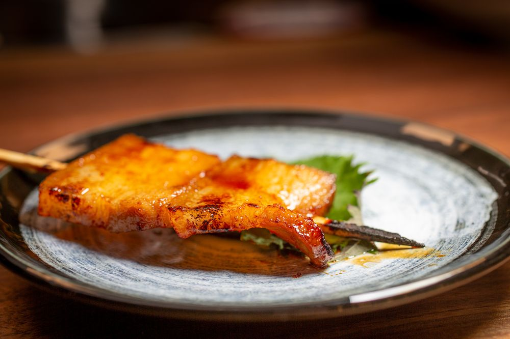 Food from Chashu Ramen & Izakaya
