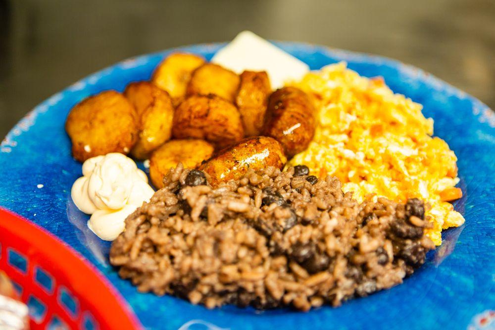 Myra's Salvadorian Cuisine: 7324 Florence Ave, Downey, CA