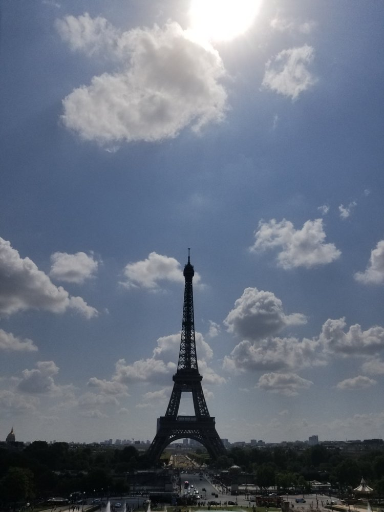 Les Jardins du Trocadéro
