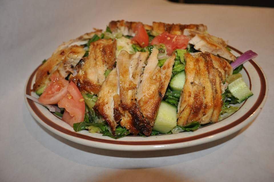 Kabob Garden Mediterranean Cuisine: 244 E Columbia Ave, Belleville, MI