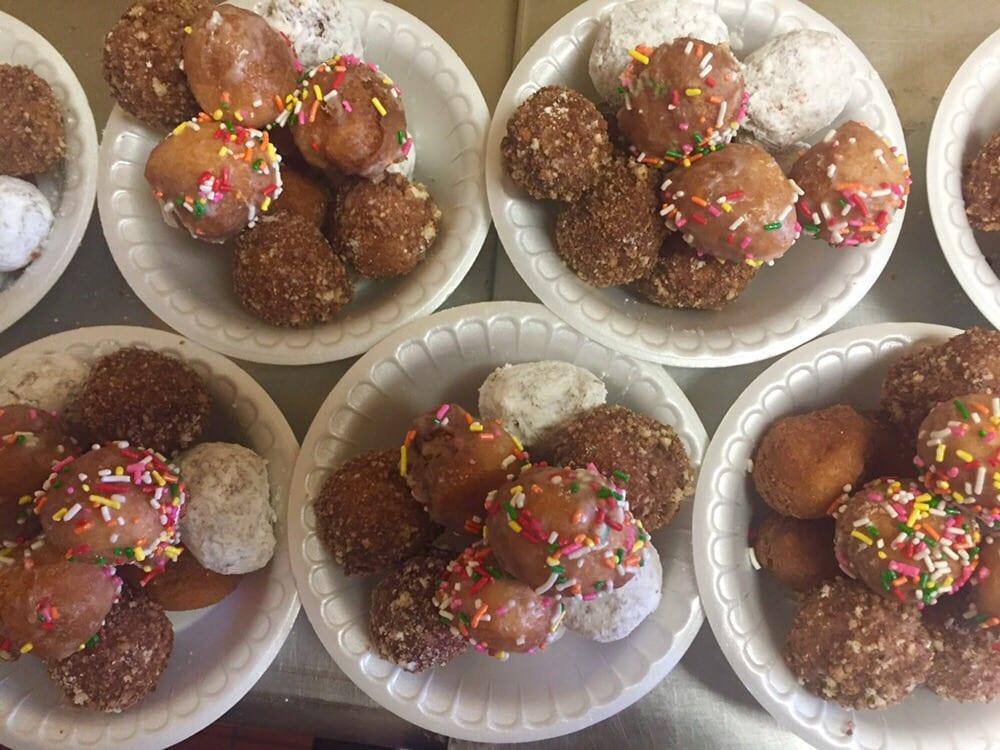 Donut Makers: 393 W Highland Ave, San Bernardino, CA