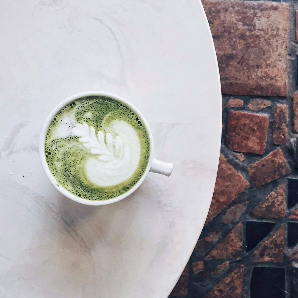 Caffe Paradiso: 801 S Lincoln Ave, Urbana, IL