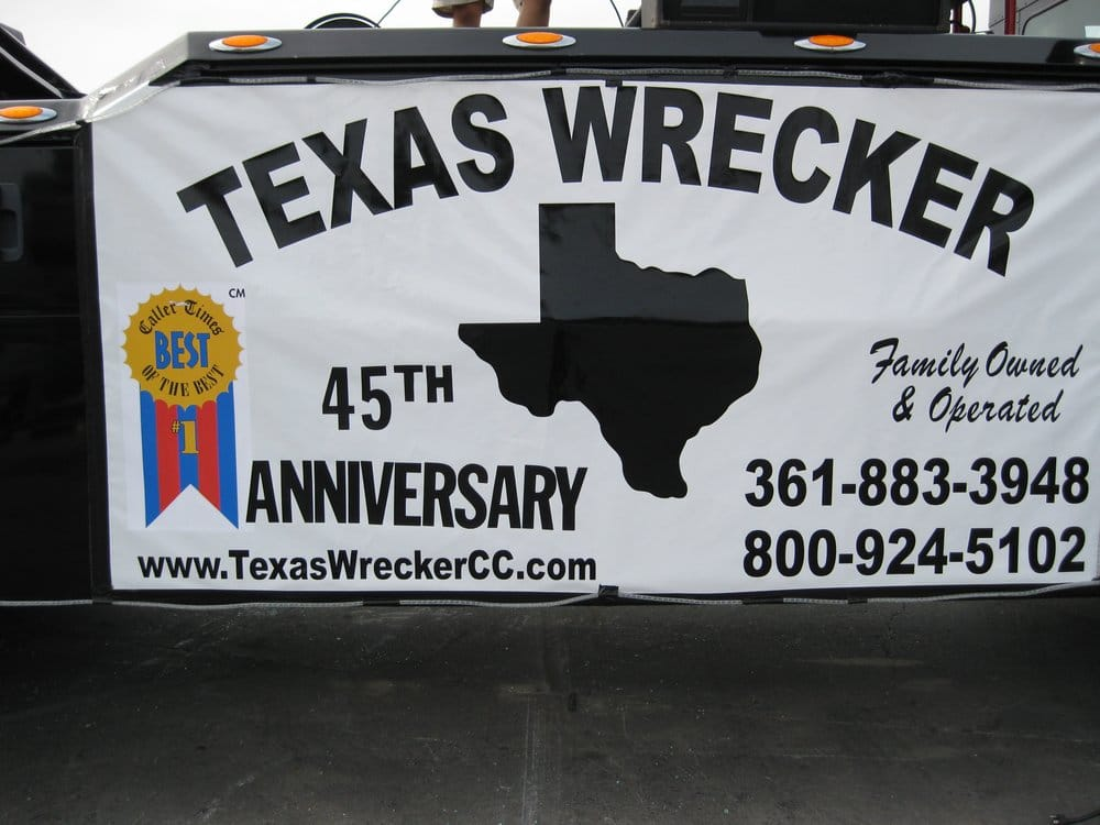Towing business in Corpus Christi, TX