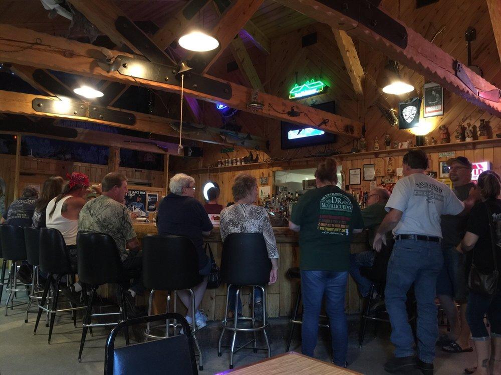 The Hideaway Bar: 8310 Joseph St, Babbitt, MN