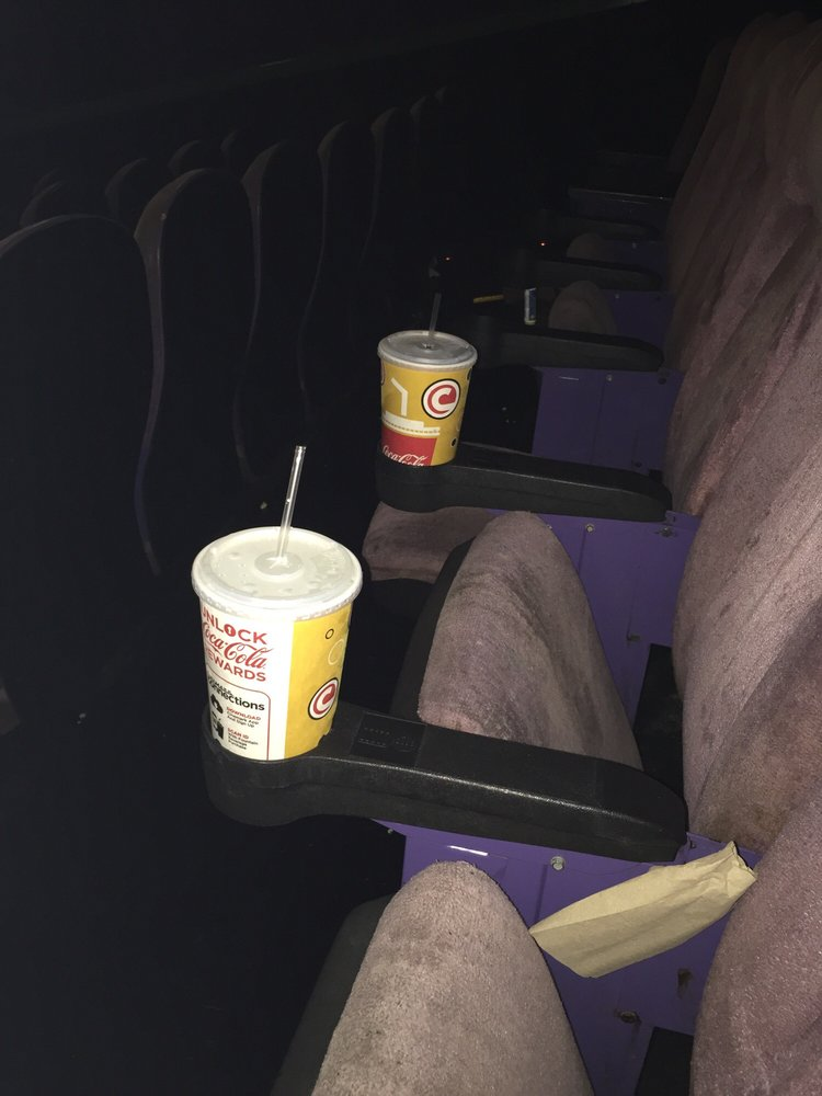 Social Spots from Cinemark Movies 12