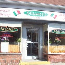 MAIONE'S PIZZA