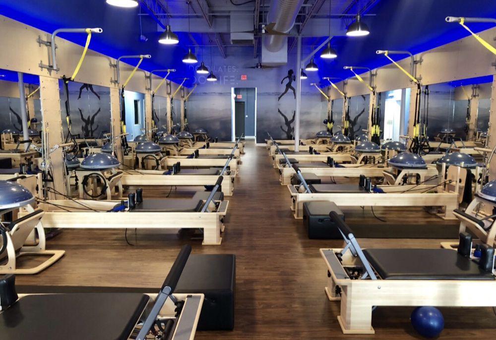 Club Pilates: 5290 Belt Line Rd, Dallas, TX