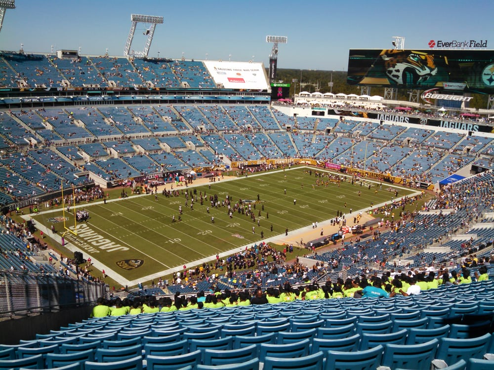 Photo Of Jacksonville Jaguars   Jacksonville, FL, United States. Cheering  The Jags With