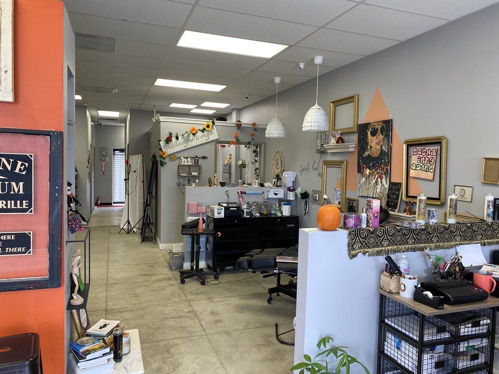 Inkiadore: 6400 B Commerce St, Springfield, VA