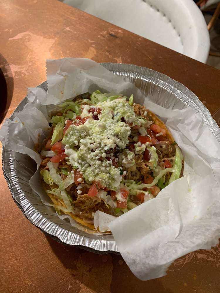 Chilacates Mexican Street Food: 275 Shawmut Ave, Boston, MA