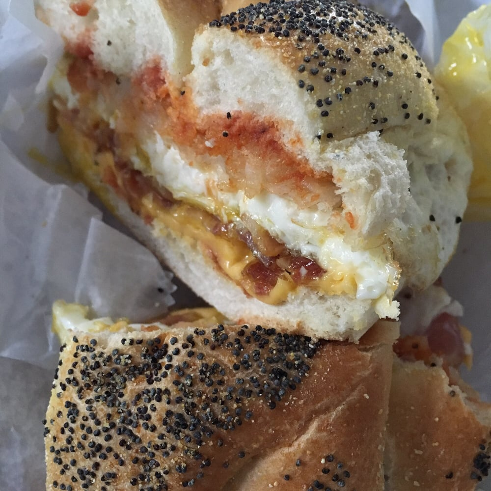 Breakfast and Lunch Cafe: 57 S Ocean Dr, Patchogue, NY
