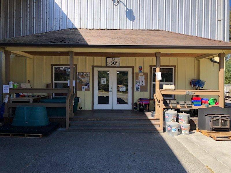Three G's Hay & Grain: 5307 Boyd Rd, Arcata, CA
