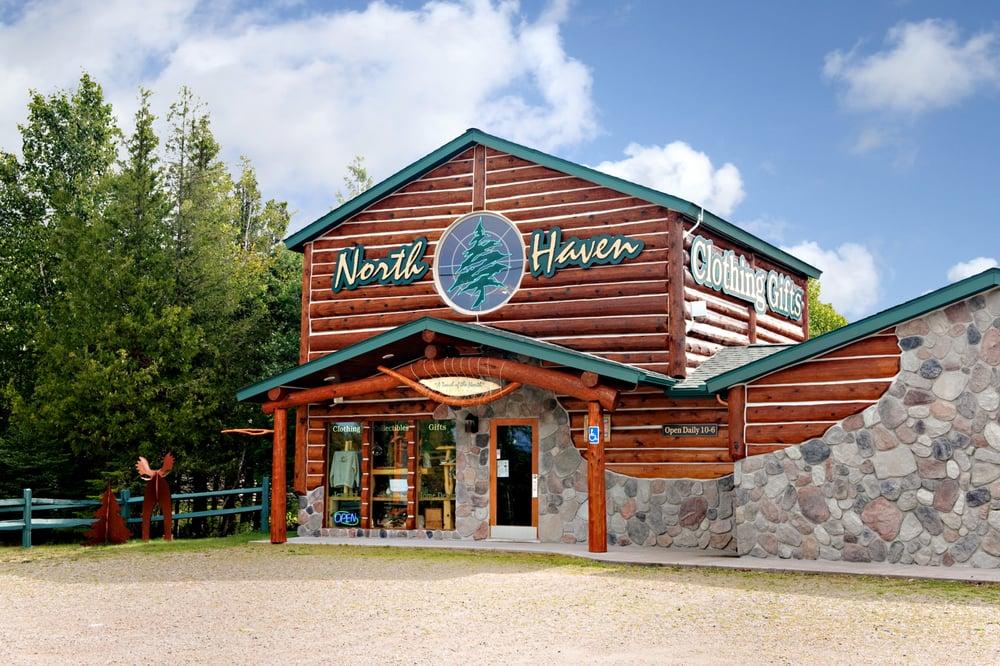 North Haven Rentals & Gifts: 35409 S Fairbanks Point Rd, Drummond, MI