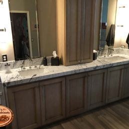 Custom Bathroom Vanities Phoenix chris's custom cabinets - get quote - cabinetry - 952 w melinda ln