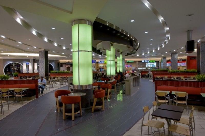 Food Court Southgate Mall Edmonton