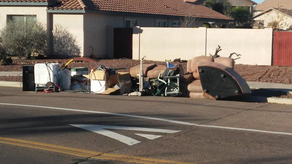 Maricopa Trash Out: Maricopa, AZ
