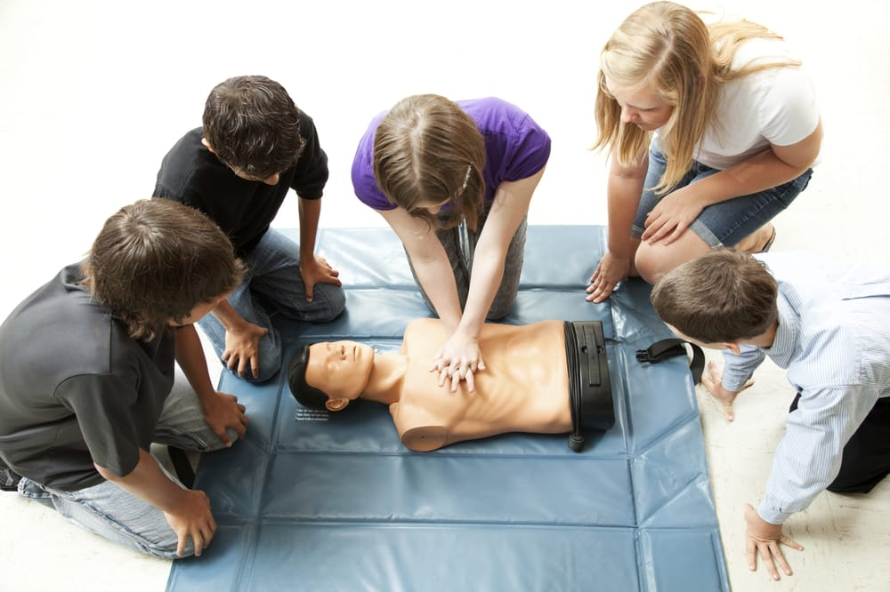 San Mateo Bls Certification Classes By The American Heart
