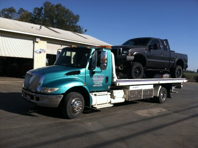J. C. Webb Towing: 19456 Grangeville Blvd, Lemoore, CA