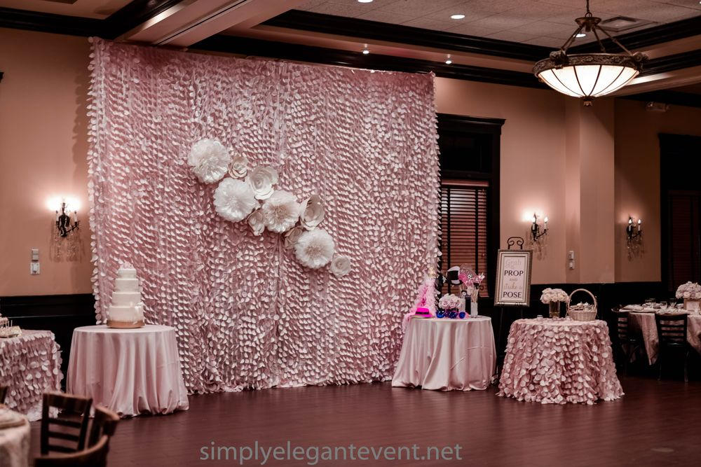 Simply Elegant Event