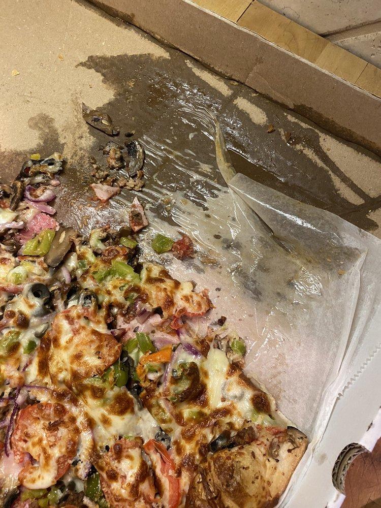 Parmesan Pizzeria