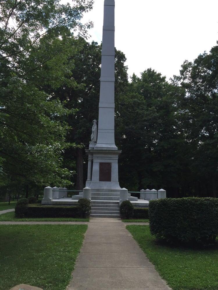 Tippecanoe Battlefield Historical Museum: 200 Battleground Ave, Battle Ground, IN