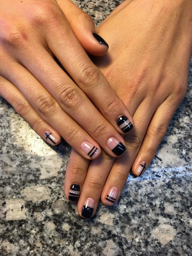 Just got my nails done at my favorite place :-) can always count on ...