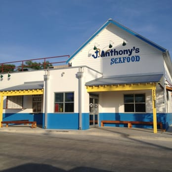 J anthony s seafood 13 photos 36 reviews seafood for Places to fish in san antonio