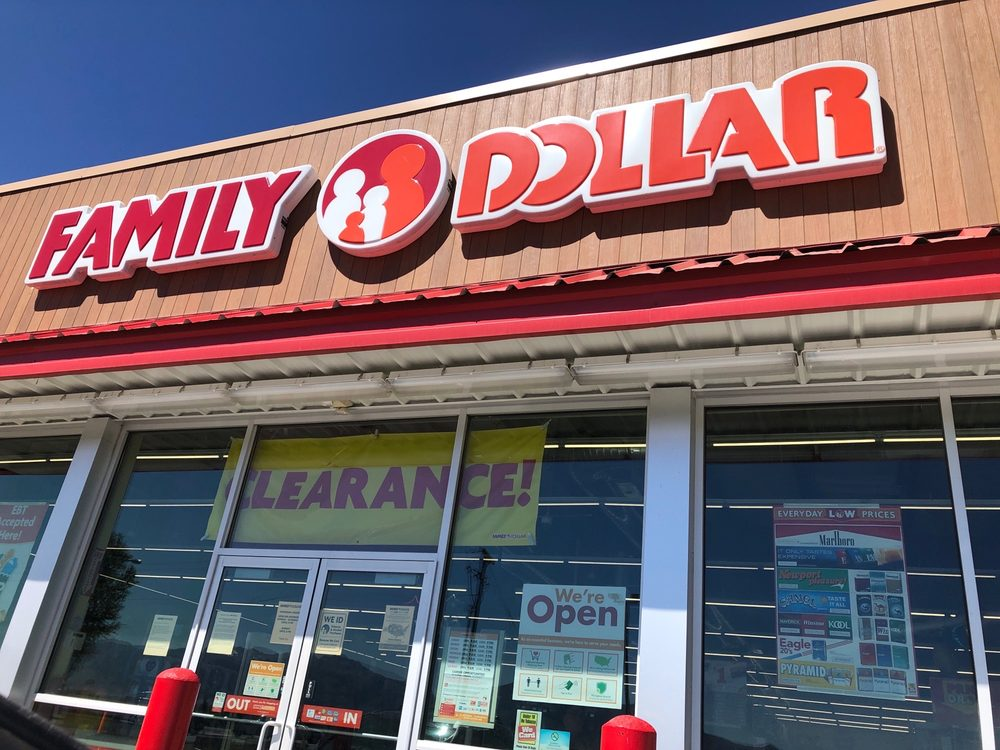 Family Dollar: 4945 US Hwy 287 N, Ennis, MT