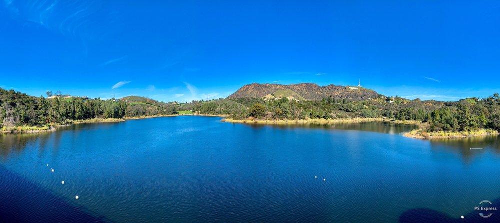 Lake Hollywood Reservoir