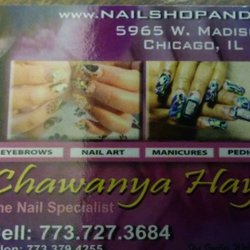 Nail Shop & Spa - CLOSED - 14 Photos - Nail Salons - 5965 W ...