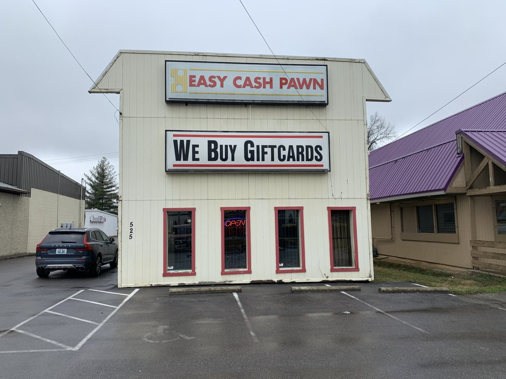 Easy Cash Pawn: 525 E Lewis And Clark Pkwy, Clarksville, IN