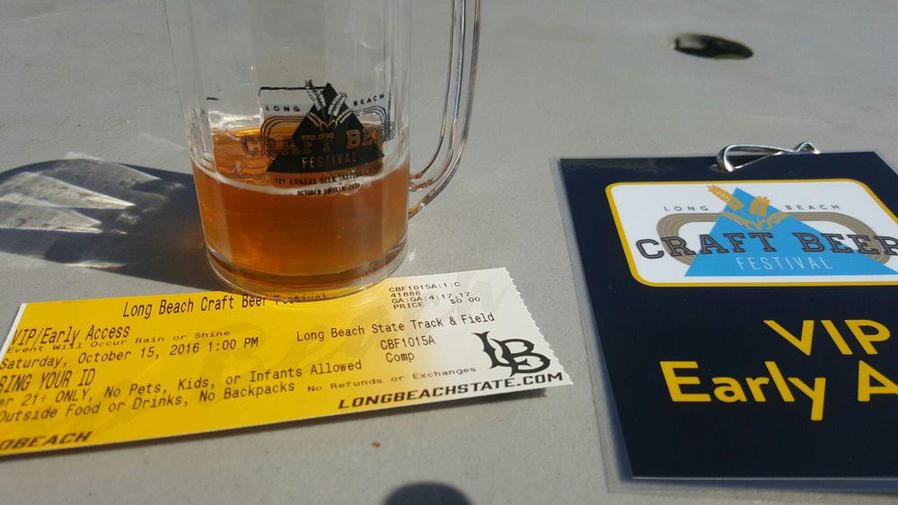 Long Beach Craft Beer Festival October