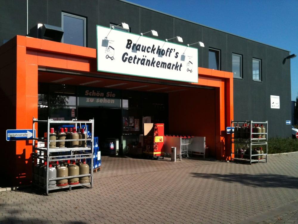 Brauckhoff - Getränkemarkt - Niederrheinstr. 141, Lohausen ...