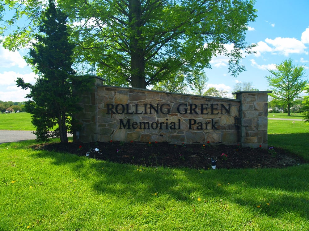 rolling green memorial park