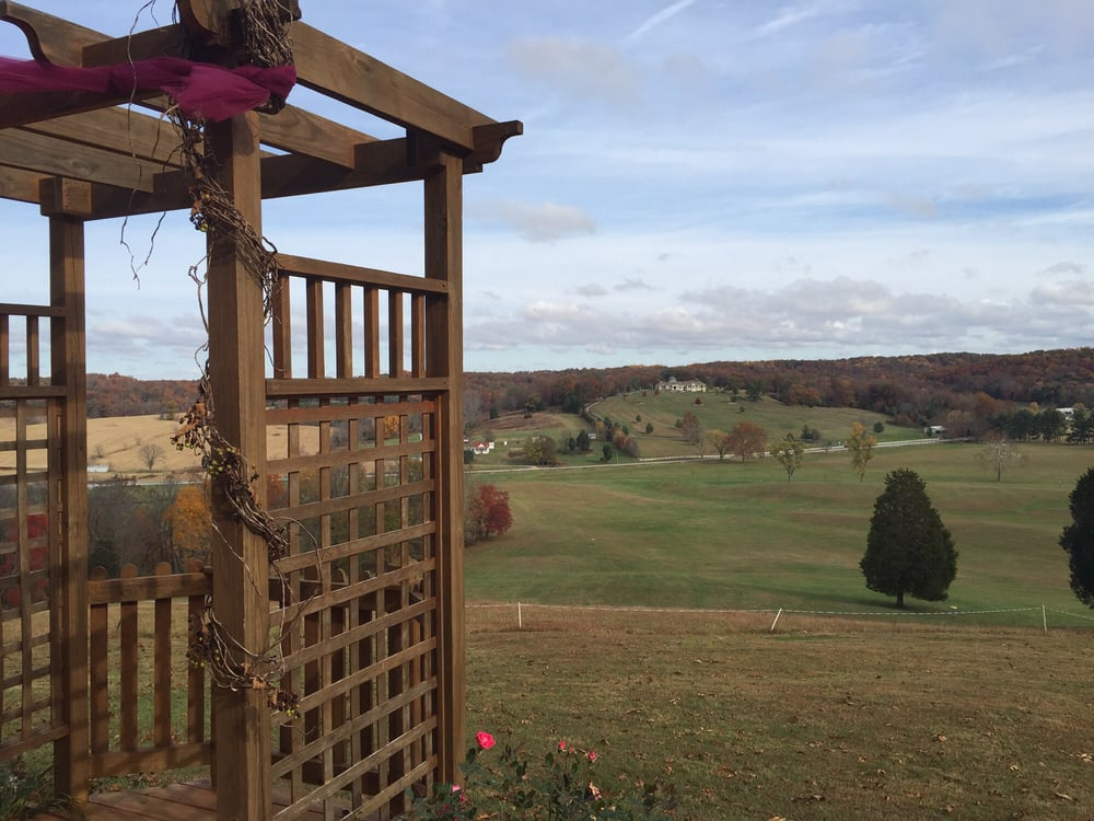 Blueberry Hill Estate: 1493 E State Rd 56, Paoli, IN
