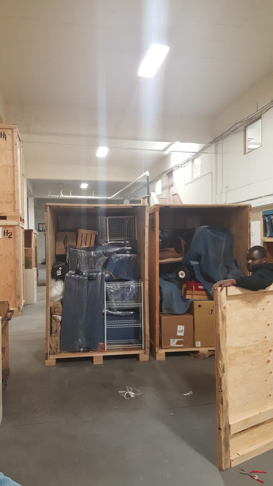 When moving your items into our storage facility we for Moving items into place