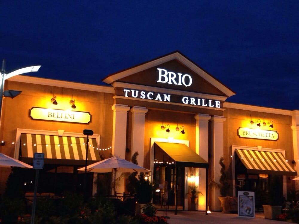 Brio Italian Restaurant Wayne Nj