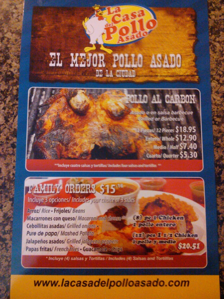 Flyer Front Yelp