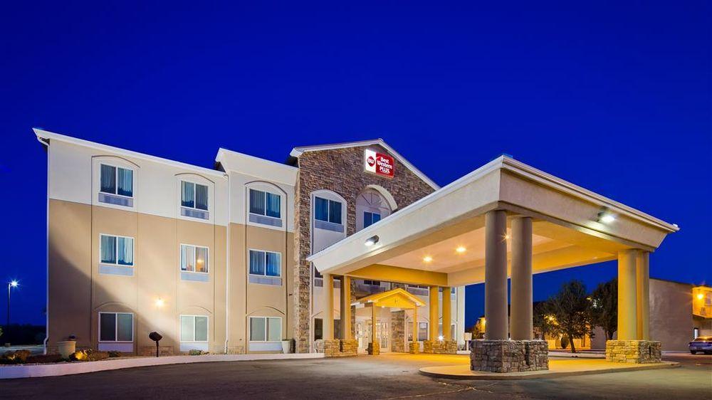Best Western Plus Montezuma Inn & Suites: 2020 N Grand Ave, Las Vegas, NM