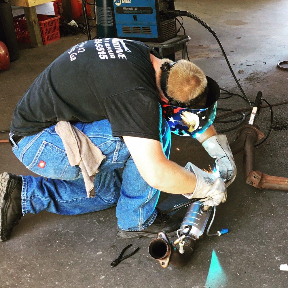 27 Automotive Service & Repair: 2121 Hwy 42 N, Jenkinsburg, GA