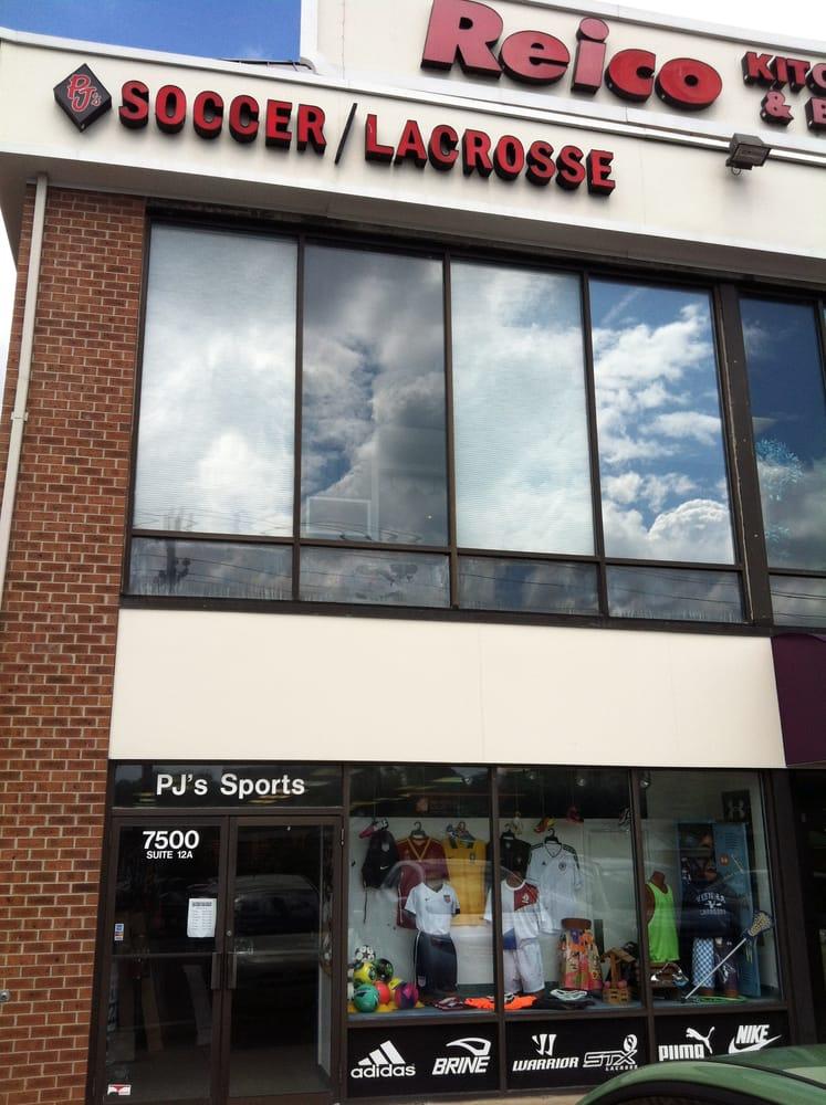 PJ's Sports: 7500 Leesburg Pike, Falls Church, VA