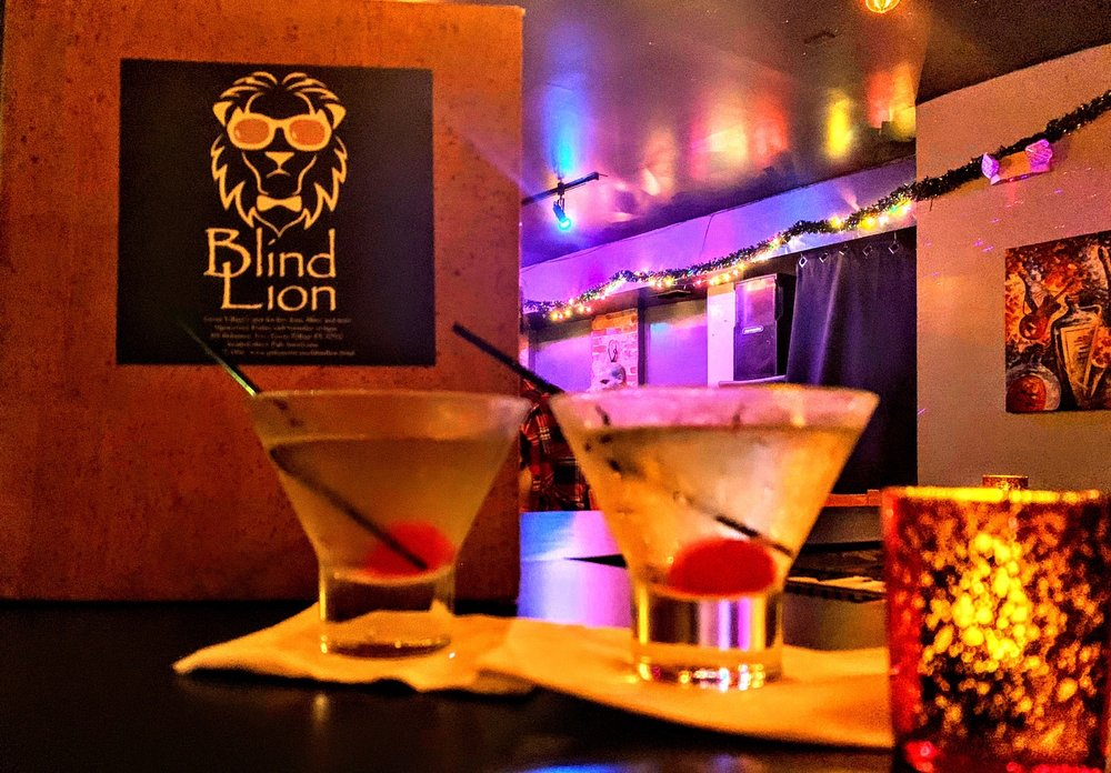 The Blind Lion: 401 Delannoy Ave, Cocoa, FL