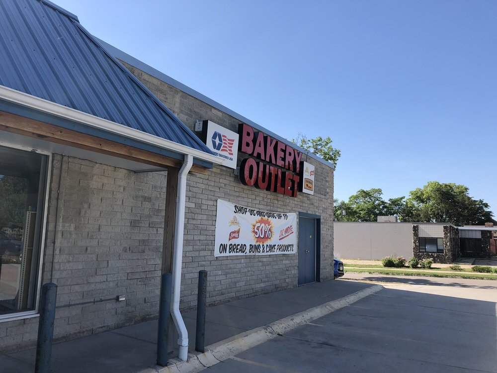 Bakery Outlet: 3449 N 48th St, Lincoln, NE
