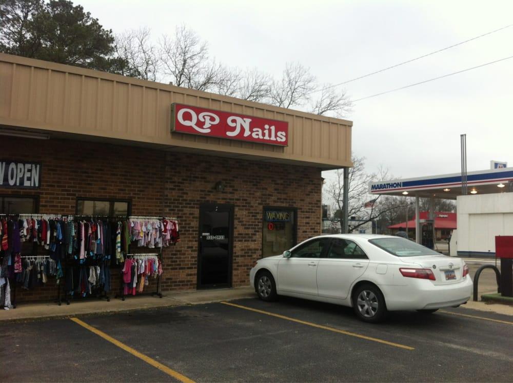 Qp Nails: 603 Broad St, Bennettsville, SC