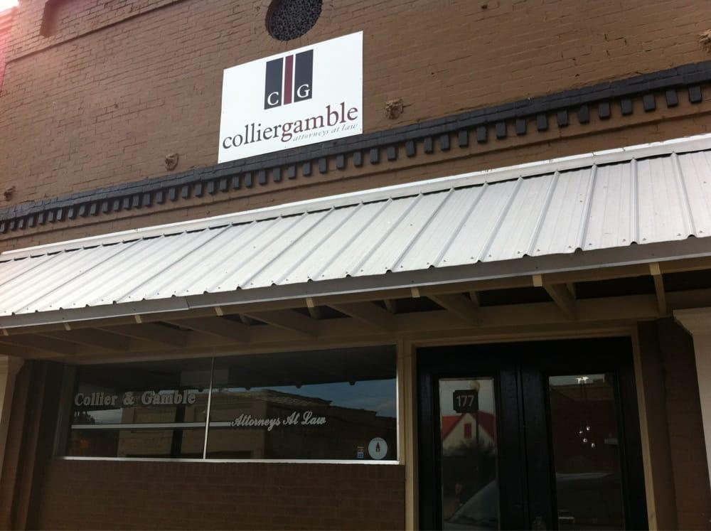 Collier & Gamble Llp: 177 S Main St, Dawson, GA