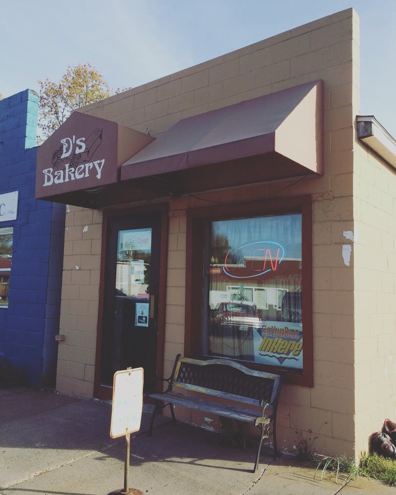 D's Bakery: 29315 Main St, Chisago City, MN