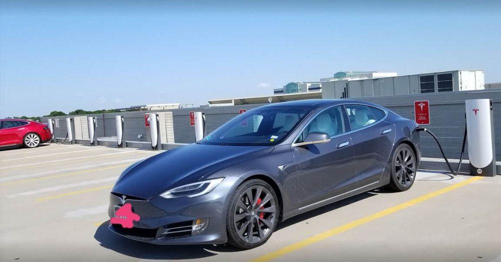 Tesla Supercharger: 7161 Bishop Rd, Plano, TX