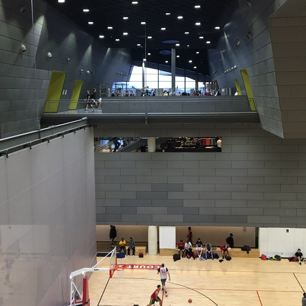 Campus Recreation Center: 2820 Bearcat Way, Cincinnati, OH