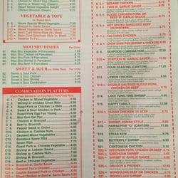 Hong Kong Restaurant Roxboro Nc